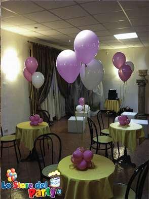 Lo store del party - Composizione palloncini da tavolo ...